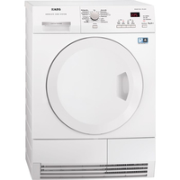 AEG T67680IH3 A+++ Freestanding 8kg Front-load White (Weiß)