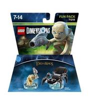 Warner Bros LEGO Dimensions Fun Pack - Herr Der Ringe Gollum (Mehrfarbig)