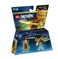 Warner Bros LEGO Dimensions Fun Pack - Ninjago Lloyd (Mehrfarbig)