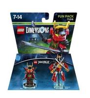 Warner Bros LEGO Dimensions Fun Pack - Ninjago Nya (Mehrfarbig)