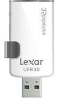 Lexar 32GB, USB 3.0/Lightning 32GB USB 3.0/Lightning Schwarz, Weiß USB-Stick (Schwarz, Weiß)