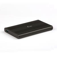 iTEC USB 3.0 MySafe AluBasic 2.5Zoll (Schwarz)