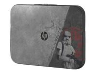HP Star Wars SE Sleeve (Schwarz, Grau)