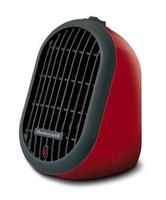 Honeywell HCE100E4 Innenraum Lüfter Elektrische Raumheizung 250W Rot (Rot)