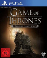 Telltale Games Game of Thrones, PS4