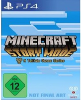 Telltale Games Minecraft Story Mode, PS4