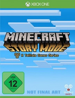 Telltale Games Minecraft Story Mode, Xbox One