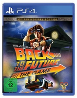 Telltale Games Back to the Future: The Game, 30th Anniversary Edition, PS4