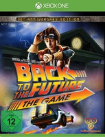 Telltale Games Back to the Future: The Game, 30th Anniversary Edition, Xbox One