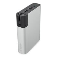 Belkin MIXIT↑ Power RockStar 6600 (Schwarz, Silber)