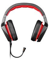 Lenovo GXD0J16085 Headset (Schwarz, Rot)