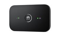 Huawei E5573 USB WLAN Schwarz Drahtloses Netzwerk-Equipment (Schwarz)