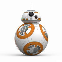 Sphero BB-8 (Orange, Grau, Weiß)