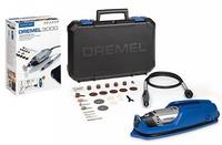 Dremel 3000-1/25 EZ 33000RPM 130W Schwarz, Blau, Silber Elektrisches Multi-Tool (Schwarz, Blau, Silber)