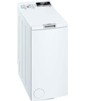 Siemens WP12T447 Freistehend Toplader 7kg 1200RPM A+++ Weiß Waschmaschine (Weiß)