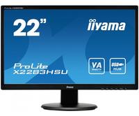 iiyama ProLite X2283HSU-B1DP VA 21.5