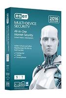 Eset Multi-Device Security 2016, 5U, 1Y