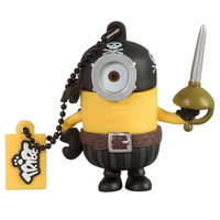Tribe 8GB, Minion Eye Matic 8GB USB 2.0 USB-Stick (Mehrfarbig)