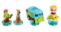 Warner Bros LEGO DIMENSIONS Scooby-Doo Team Pack 4Stück(e) Mehrfarben Baufigur (Mehrfarben)