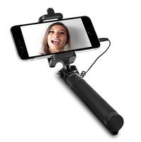 Fresh 'n Rebel 5SS050BL Selfie Stick (Schwarz)