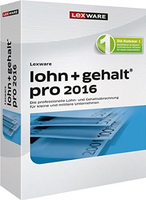 Lexware Lohn + Gehalt Pro 2016 v16