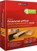 Lexware Financial Office Plus Handwerk 2016