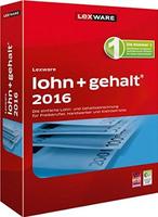 Lexware Lohn + Gehalt 2016 v20
