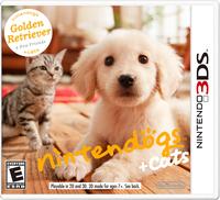 Nintendo nintendogs + cats: Golden Retriever & New Friends
