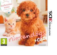 Nintendo Nintendogs + cats: Toy Poodle & New Friends, 3DS