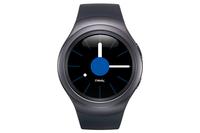 Samsung Gear S2 (Schwarz, Schwarz)