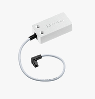 Miele XKS 3000 Z Wälzfräser Weiß Kochgerätsteuerungsschalter (Weiß)