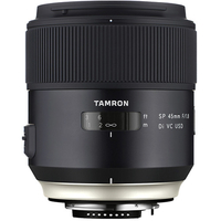 Tamron SP 45mm F/1.8 Di USD