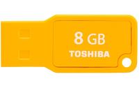 Toshiba TRANSMEMORY U201 8 GB (Gelb)