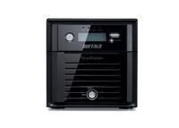 Buffalo TeraStation 3200D Speicherserver Mini Tower Eingebauter Ethernet-Anschluss Schwarz (Schwarz)