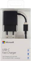 Microsoft AC-100E (Schwarz)