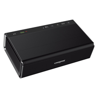 Creative Labs Sound Blaster Roar Pro 2.1 system Soundbox Schwarz (Schwarz)