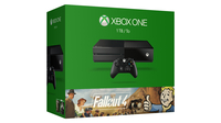 Microsoft Xbox One Fallout 3&4 (Schwarz)