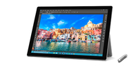 Microsoft Surface Pro 4 128GB Silber (Silber)
