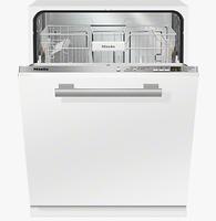 Miele G 4975 VI XXL Vollständig integrierbar 13Stellen A++ Edelstahl, Weiß Spülmaschine (Edelstahl, Weiß)