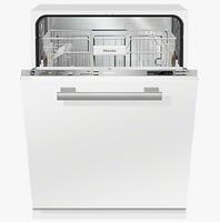 Miele G 6470 VI Vollständig integrierbar 13Stellen A+++ Edelstahl, Weiß Spülmaschine (Edelstahl, Weiß)