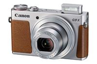 Canon PowerShot G9 X (Braun, Silber)