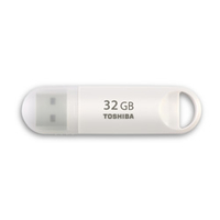 Toshiba THN-U361W0320M4 USB flash drive (Weiß)