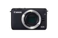 Canon EOS M10 (Schwarz)