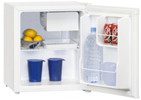 Exquisit KB45-4A++ Freistehend 46l A++ Weiß Kühlschrank mit Gefrierfach (Weiß)