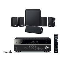 Yamaha YHT-4920 EU Home-Kino System (Schwarz)