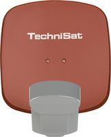 TechniSat Multytenne DuoSat (Rot)