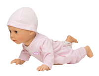 Baby Annabell 793411 Pink Puppe (Pink)