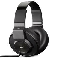 AKG K550MKII Schwarz, Metallisch ohrumschließend Kopfband Kopfhörer (Schwarz, Metallisch)