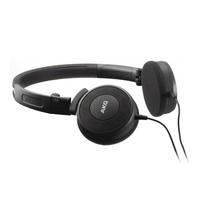 AKG Y30U Kopfband Binaural Verkabelt Schwarz Mobiles Headset (Schwarz)