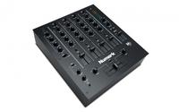 Numark M6 USB 4channels Schwarz DJ-Controller (Schwarz)